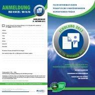 Systempartner-Schulungsreihe 2013 - Bostik