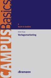 Cover Huse_Cover_Werbung - Bramann Verlag & Beratung