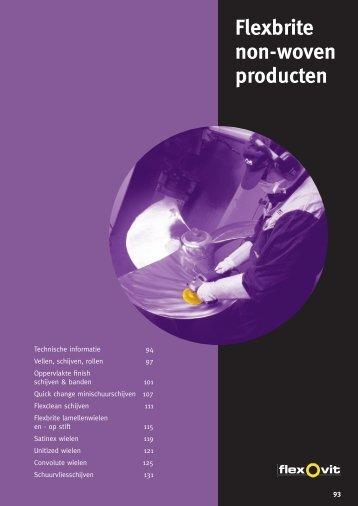 Flexovit Catalogus 2012 Deel 2 blz 97-150 - Brammer