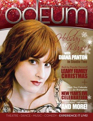 December 2013 - the City of Brampton