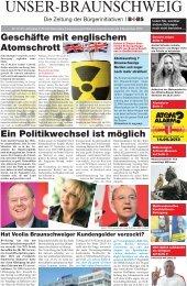 Ausgabe 10 aus 09/2013 - bei braunschweig-online.com