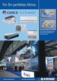Für Ihr perfektes Klima: 1:1 Inverter - Breeze24.com