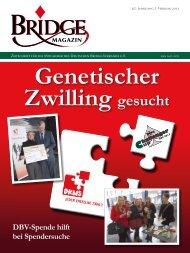Februar 2013 - Deutscher Bridge-Verband e.V.