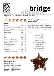 Ausgabe Nr. 10, Dezember 2013/Jänner 2014 - Österreichischer ...