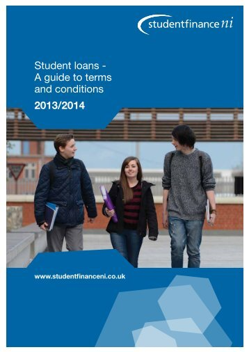 A guide to terms and conditions - Student Loan Repayment