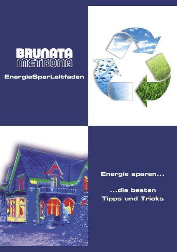 Download Ausbildungs-Flyer - Brunata