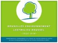 Focus sur les protections solaires (.pdf) - Bruxelles Environnement