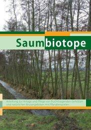 Saumbiotope - Biologische Schutzgemeinschaft Hunte Weser-Ems ...