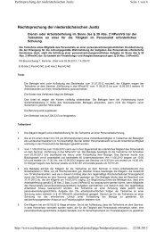 VG-BS-zu§39-NPersVG Teilnahme an Schulung Anrechenbare Zeiten