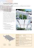 Prospekt Beschattungssysteme - Buchner GmbH - Page 4