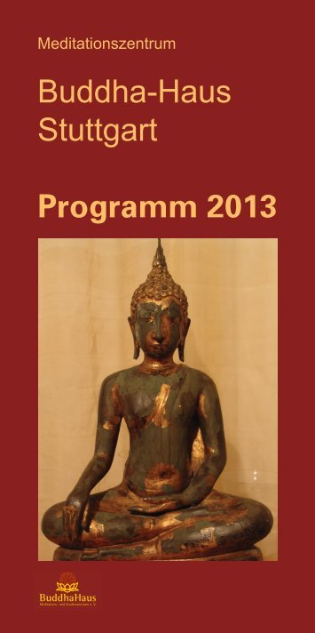 Kursprogramm - Buddhahaus Stuttgart