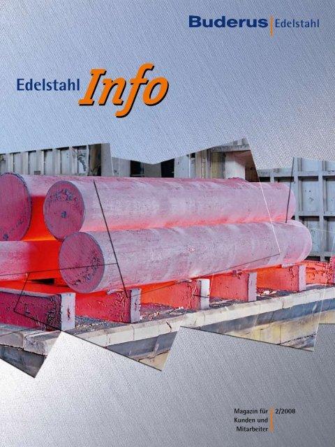 Wir stellen vor: Andreas Pichl - Buderus Edelstahl GmbH