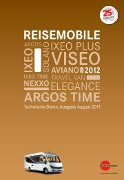 Reisemobile 2012 - Burstner