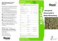 KURZinfo_Klimawandel_BW[2008] digital - BUND