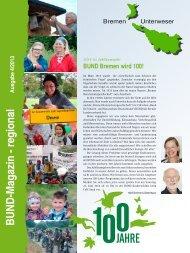 BUND Magazin 4/2013 - BUND für Umwelt und Naturschutz
