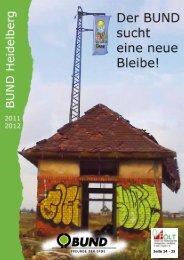 Seite 16 - 17 Seite 24 - 25 - BUND Heidelberg