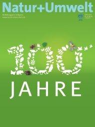 Natur+Umwelt - Bund Naturschutz in Bayern eV