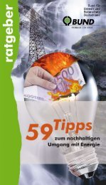 Download - des BUNDs