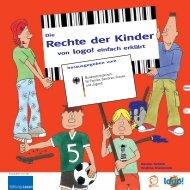 Die Rechte der Kinder von logo einfach erklärt - Deutscher Bundestag
