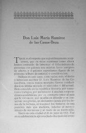 Don Luis María Ramírez - Red municipal de bibliotecas de Córdoba