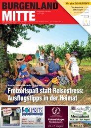 Freizeitspaß statt Reisestress: ausflugstipps in ... - Burgenland Mitte