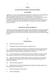 1 Baumschutzsatzung 24.08.2005