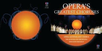 Opera Choruses Booklet - Buywell