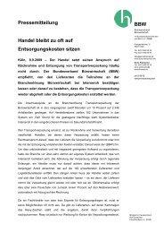 PM 09 09 08 Transportverpackungx.pdf - BWB - Bundesverband ...