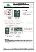 Merkblatt zur Verwendung des FSC-Labels - BWSo - Page 3