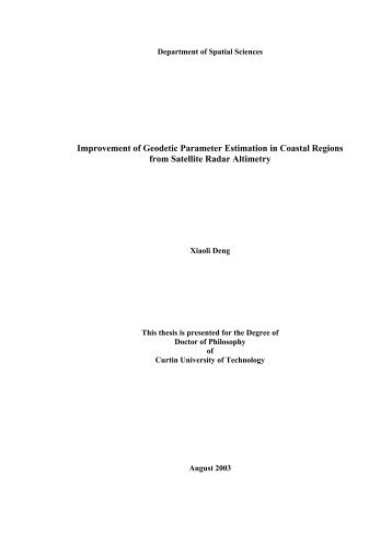 Download thesis - Curtin University
