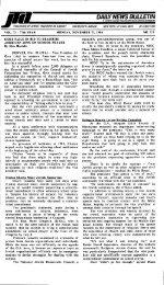 VOL. 72 - 77th YEAR - JTA