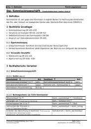 1 Definition 2 Rechtilche Grundlagen 3 ... - Camuso.ch