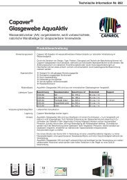 Technische Information Nr. 892 - Caparol