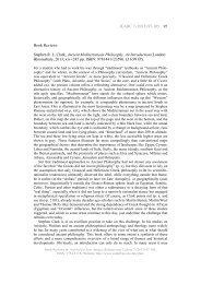 Book Reviews - Cardiff University