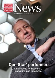 Our 'Star' performer - Cardiff University