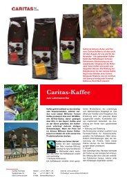 Kaffee-Lieferanten - CARITAS - Schweiz