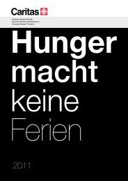 1 Hunger - Caritas Diözese Bozen-Brixen