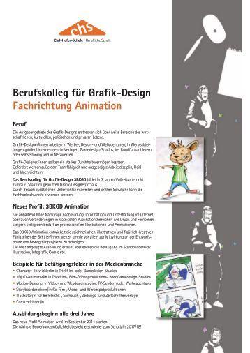 Erstellen von einzelteilz for Grafikdesign schule