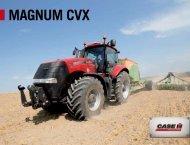 MAGNUM CVX - Case IH