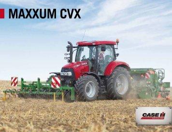 MAXXUM CVX - Case IH