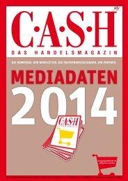 Cash Mediadaten 2014