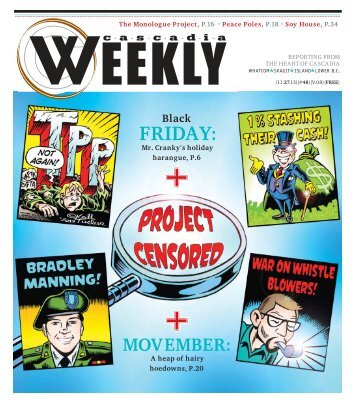 Nov 26 - Dec 3 - Cascadia Weekly
