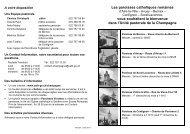 Flyer UP - Eglise catholique romaine de Genève