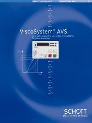 ViscoSystem AVS