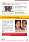 armut raubt augenlicht - CBM - Seite 4