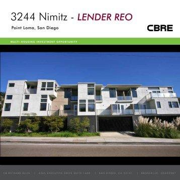 3244 Nimitz - LENDER REO - CBRE