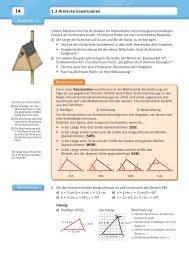 dreiecke konstruieren und berechnen mathe physik aufgaben. Black Bedroom Furniture Sets. Home Design Ideas