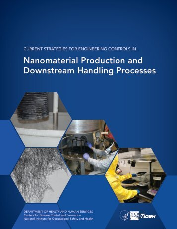 Current Strategies for Engineering Controls in Nanomaterial ...