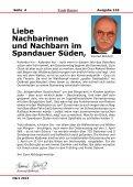 Wir wünschen unseren Leserinnen und Lesern ein ... - CDU Kladow - Seite 4