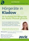 Wir wünschen unseren Leserinnen und Lesern ein ... - CDU Kladow - Seite 5